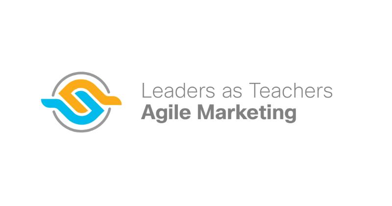 Agile Marketing Logo White BG bigger