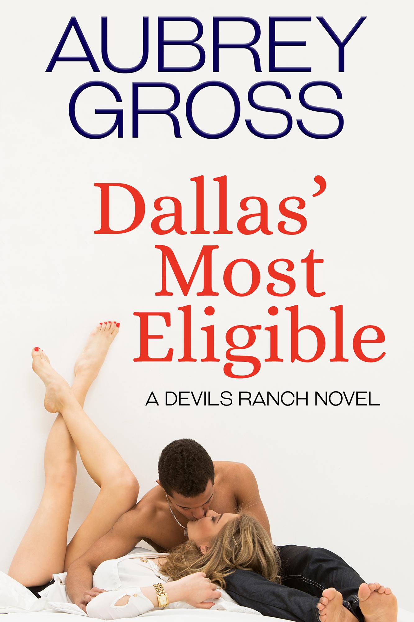 dallas' most eligible cover