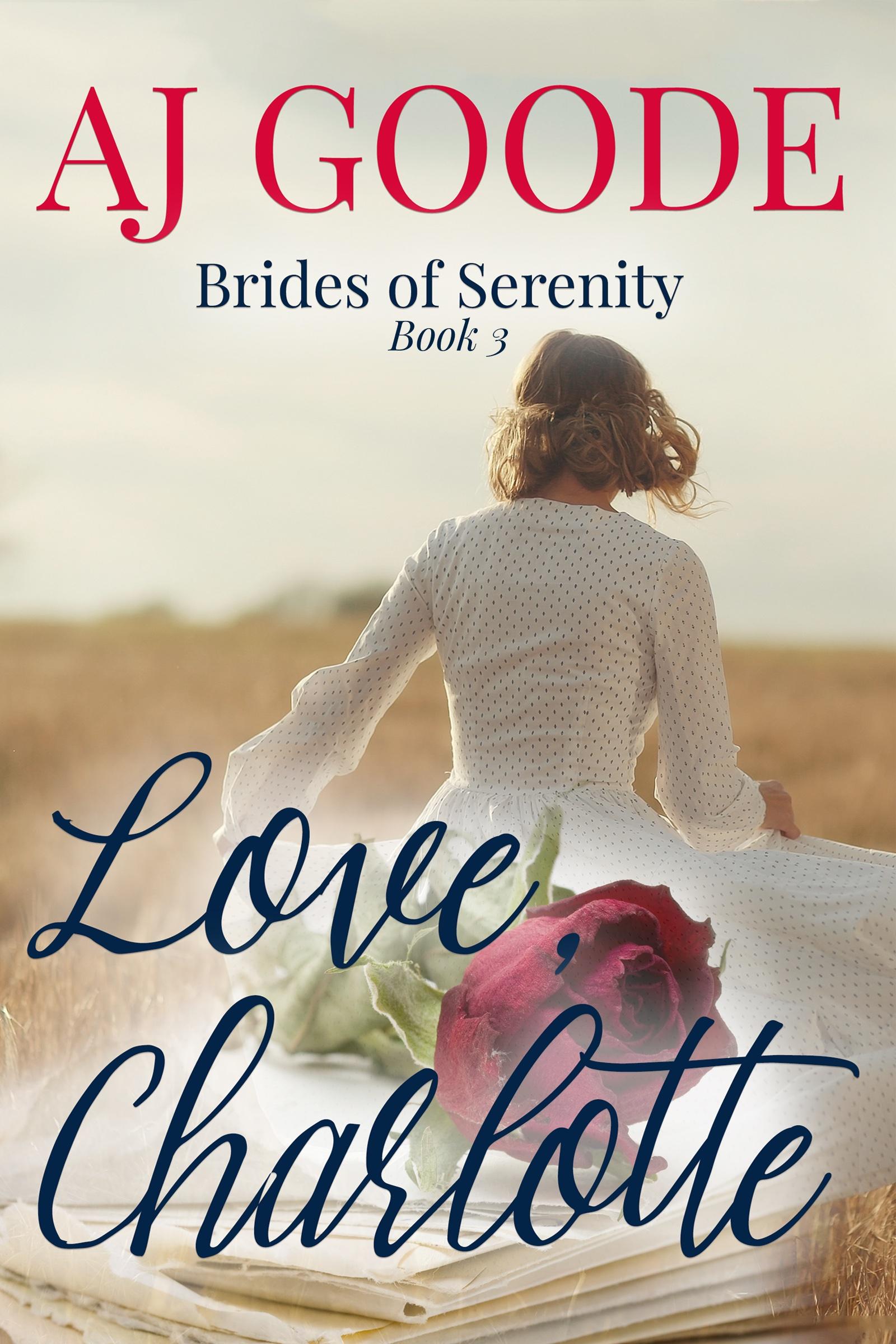 love, Charlotte ebook cover